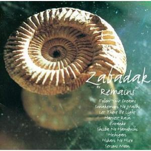 中古その他CD ZABADAK      /Remains|suruga-ya