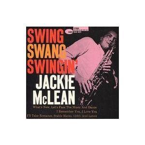 中古ジャズCD ジャッキー・マクリーン / スイング・スワング・スインギン(限定盤)