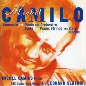 中古クラシックCD レナード・スラットキン(指揮) ミシェル・カミロ(ピアノ) BBC交響楽団 / ミシェル・カミロ:|suruga-ya