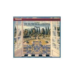 中古クラシックCD イ・ムジチ合奏団 / J.S.バッハ:ブランデンブルク協奏曲|suruga-ya