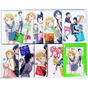 中古アニメBlu-ray Disc 俺の妹がこんなに可愛いわけがない 完全生産限定版全8巻セット|suruga-ya
