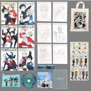 中古アニメBlu-ray Disc ユーリ!!! on ICE 初回版 全6巻セット|suruga-ya