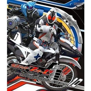 中古特撮Blu-ray Disc 仮面ライダーフォーゼ Vol.10|suruga-ya