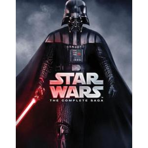 中古洋画Blu-ray Disc スター・ウォーズ コンプリート・サーガ ブルーレイコレクション [初回生産限定]|suruga-ya