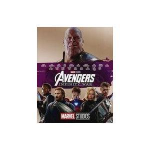中古洋画Blu-ray Disc アベンジャーズ インフィニティ・ウォー MovieNEX