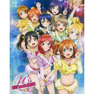中古邦楽Blu-ray Disc μ's / ラブライブ! μ's →NEXT LoveLive! 2014〜ENDLESS PARADE〜|suruga-ya