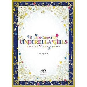 中古邦楽Blu-ray Disc THE IDOLM@STER CINDERELLA GIRLS 2ndLIVE PARTY M@GIC|suruga-ya