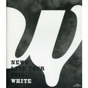 中古邦楽Blu-ray Disc NEWS / LIVE TOUR 2015 WHITE [通常版]|suruga-ya