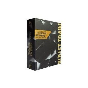 超特急 超特急 ARENA TOUR 2017-2018 THE END FOR BEGINNING TOWER RECORDS LIMITED SET [2Blu-ray Disc+ブックレット Blu-ray Discの商品画像|ナビ