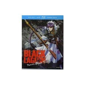 中古輸入アニメBlu-rayDisc BLACK LAGOON Roberta's Blood Trail BD+DVD の商品画像|ナビ