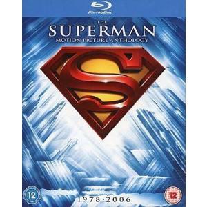 中古輸入洋画Blu-rayDisc THE SUPERMAN MOTION PICTURE ANTHOLOGY [輸入盤] suruga-ya