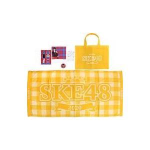 中古雑貨 荒野姫楓 2020年 SKE48 新春GOODS