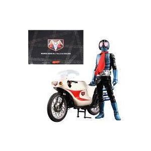 商品解説■リアルアクションヒーローズに「仮面ライダー旧1号 Ver.3.5&サイクロン号」が登場! ...