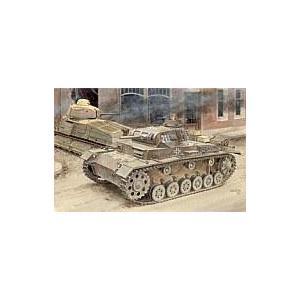 ドラゴンモデルズ III号戦車 E型 フランス 1940 電撃戦 スマートキット(1/35スケール 39-45 SERIES 6631)の商品画像|ナビ