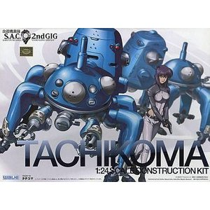 中古プラモデル 1/24 タチコマ 「攻殻機動隊 S.A.C. 2nd GIG」 [KK-01]|suruga-ya