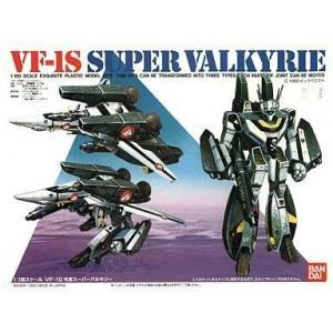中古プラモデル 1/100 VF-1S 可変スーパーバルキリー 「超時空要塞 マクロス」|suruga-ya