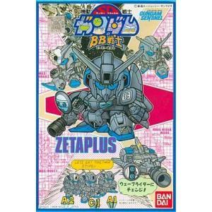 中古プラモデル BB戦士 No.21 ゼータプラス 「ガンダム・センチネル」