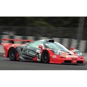 新品プラモデル 1/24 マクラーレン F1 GTR 1997 ルマン24時間 #44 「スーパーカーシリ|suruga-ya
