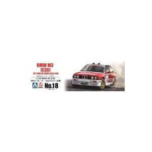 新品プラモデル 1/24 BMW M3 E30 `89ツール・ド・コルスラリー仕様 「BEEMAXシリーズ No.18」 [105|suruga-ya