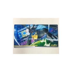 中古サプライ ポケモンカードゲーム ラバープレイマット ピカチュウ&ゼクロム TAG TEAM GX ポケモンカー|suruga-ya
