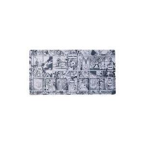 中古サプライ ポケモンカードゲーム ラバープレイマット -Yusuke Murata- コミック総柄...