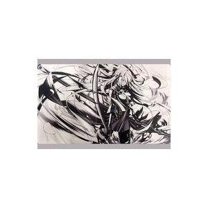 中古サプライ 【Fate】プレイマット モノクロ沖田オルタ(マシマサキ) C94/Cake Rabb...