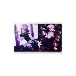 中古サプライ 【Fate】プレイマット セイバーオルタ(志麻しのじ) サンシャインクリエイション20...