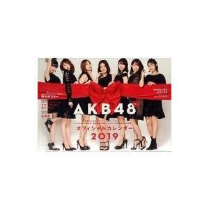 中古カレンダー [生写真欠品] AKB48グループ オフィシャルカレンダー 2019|suruga-ya