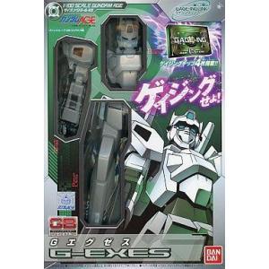 中古おもちゃ Gエグゼス  「機動戦士ガンダムAGE」 ゲイジングビルダーシリーズ
