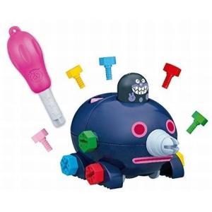 新品おもちゃ くみたてDIY ねじねじもぐりん 「それいけ!アンパンマン」