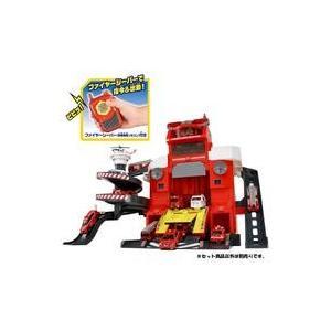 新品おもちゃ トミカタウン 無線でピピッと出動指令!変形ファイヤーステーション|suruga-ya