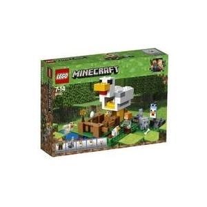 新品おもちゃ LEGO ニワトリ小屋 「レゴ マインクラフト」 21140...