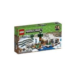新品おもちゃ LEGO 北極のイグルー 「レゴ マインクラフ...