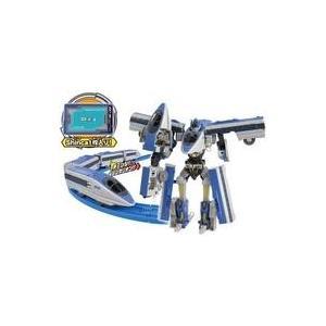 新品おもちゃ プラレール DXS09 500こだま 「新幹線変形ロボ シンカリオン」 suruga-ya