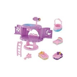 新品おもちゃ ナイトランプのここたまホテル 「キラキラハッピー☆ひらけ!ここたま」|suruga-ya