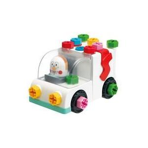 商品解説■お子様サイズのねじと電動ドライバーを使って、走るしょくぱんまんごうが組み立てられます。 完...