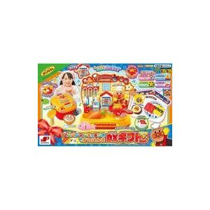 新品知育・幼児玩具 アンパンマンキッチンとすいはんき DXギフトセット 「それいけ!アンパンマン」|suruga-ya