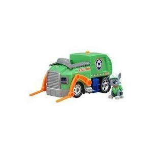 中古おもちゃ サウンドビークル(フィギュア付き) ロッキー クリーンクルーザー 「パウ・パトロール」