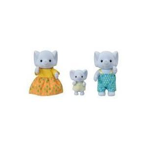 新品おもちゃ ゾウファミリー 「シルバニアファミリー」