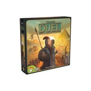 新品ボードゲーム 世界の七不思議:デュエル 多言語版 (Duel)