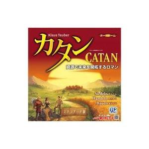 新品ボードゲーム カタン スタンダード版 日本語版 (Catan)|suruga-ya