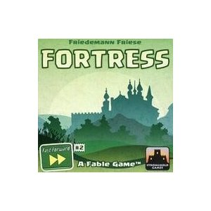 中古ボードゲーム [日本語訳無し] 緑の召喚術師 (Fast Forward: FORTRESS)