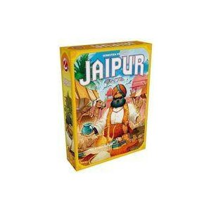 新品ボードゲーム ジャイプル 新版 日本語版 (Jaipur)|suruga-ya
