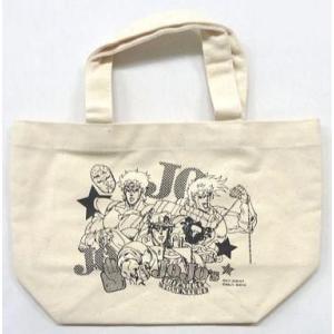 商品解説■こちらは、ローソンにて行われた「ジョジョの奇妙な冒険キャンペーン」オリジナルグッズのトート...
