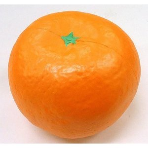 新品スクイーズ アイラブオレンジ フレッシュ オレンジ スクイーズ マスコット suruga-ya