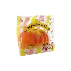 新品スクイーズ バター ニャンパンケーキ スクイーズ マスコット|suruga-ya