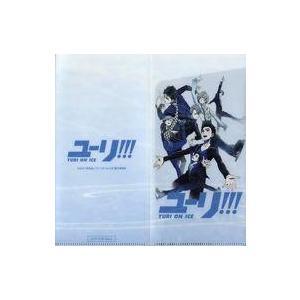 中古小物(キャラクター) オールキャストver. チケットホルダー 「ユーリ!!! on ICE 4DX」 応援ドリンクセ|suruga-ya