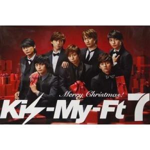 中古ポスター(男性) A2オリジナルポスター Kis-My-Ft7(Kis-My-Ft2) 「DVD LUCKY SEVEN!!」 予約特典