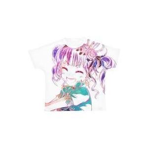 中古Tシャツ(キャラクター) 宇田川あこ(Roselia) Ani-Art フルグラフィックTシャツ...