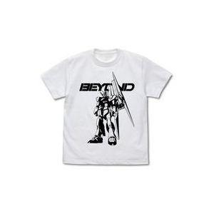 中古Tシャツ(キャラクター) νガンダムBEYOND Tシャツ ホワイト Lサイズ 「機動戦士ガンダ...